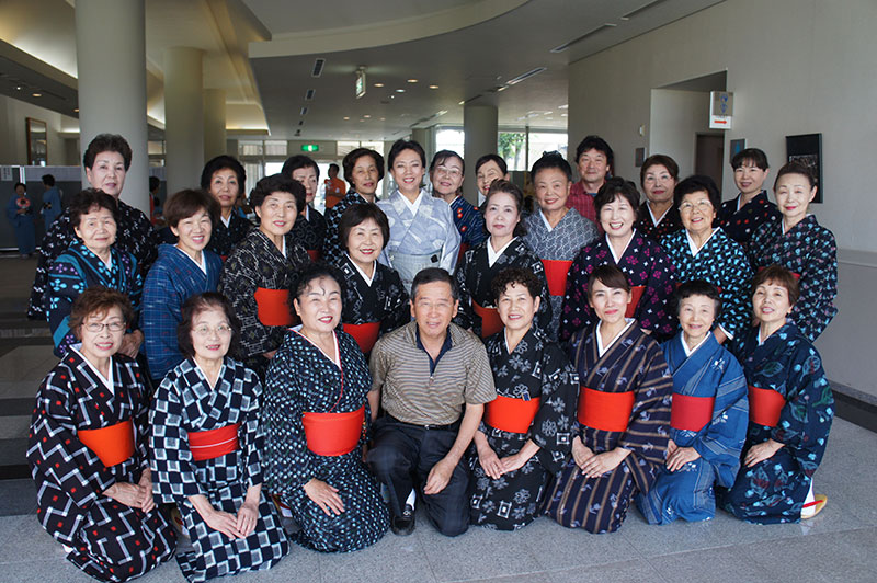 昭和の歌と踊りの集い 神辺