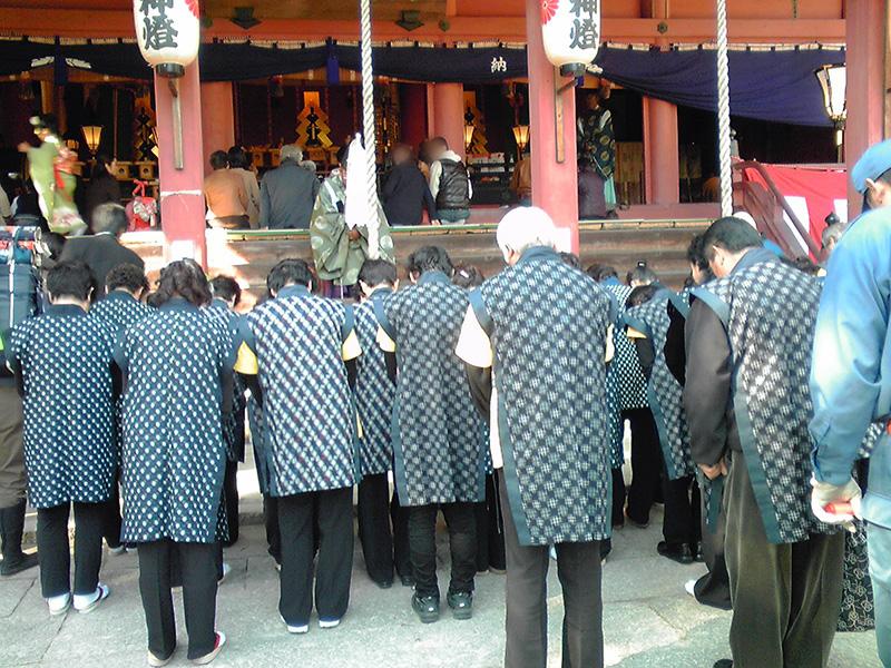 備後吉備津神社 市立大祭踊り奉納1