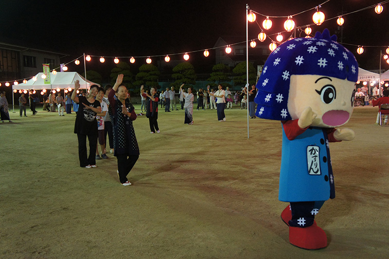 神辺盆踊り大会
