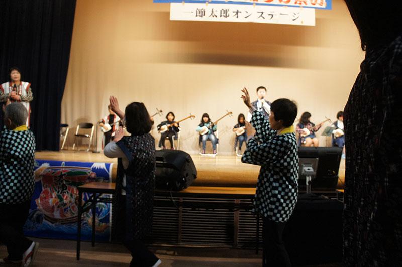 昭和の唄と踊りの集い1