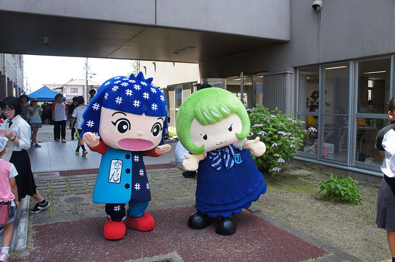 戸手高校文化祭1
