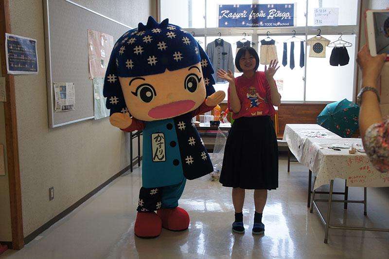 戸手高校文化祭2