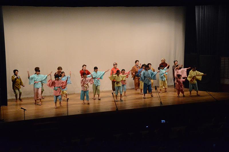 音楽劇「絣の里」4