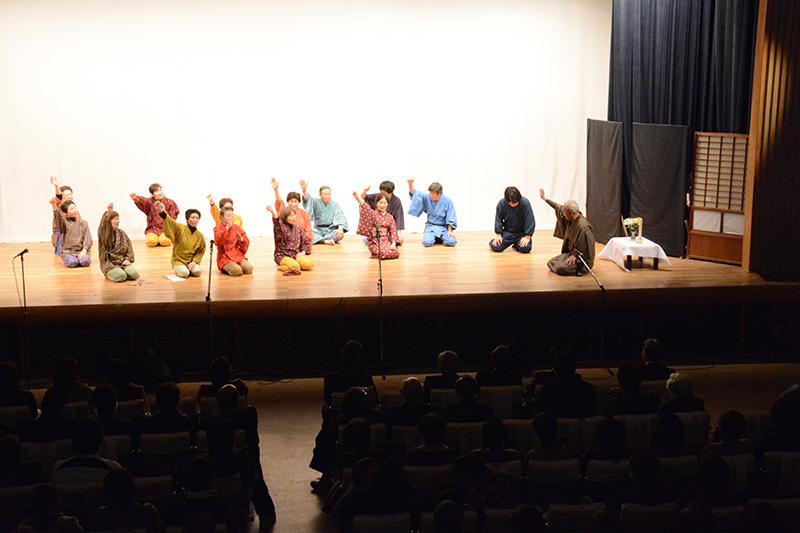 音楽劇「絣の里」5